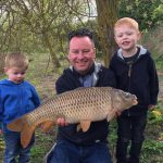 Fishing lakes at Waldegraves Holiday Park in Essex - guests photo 11