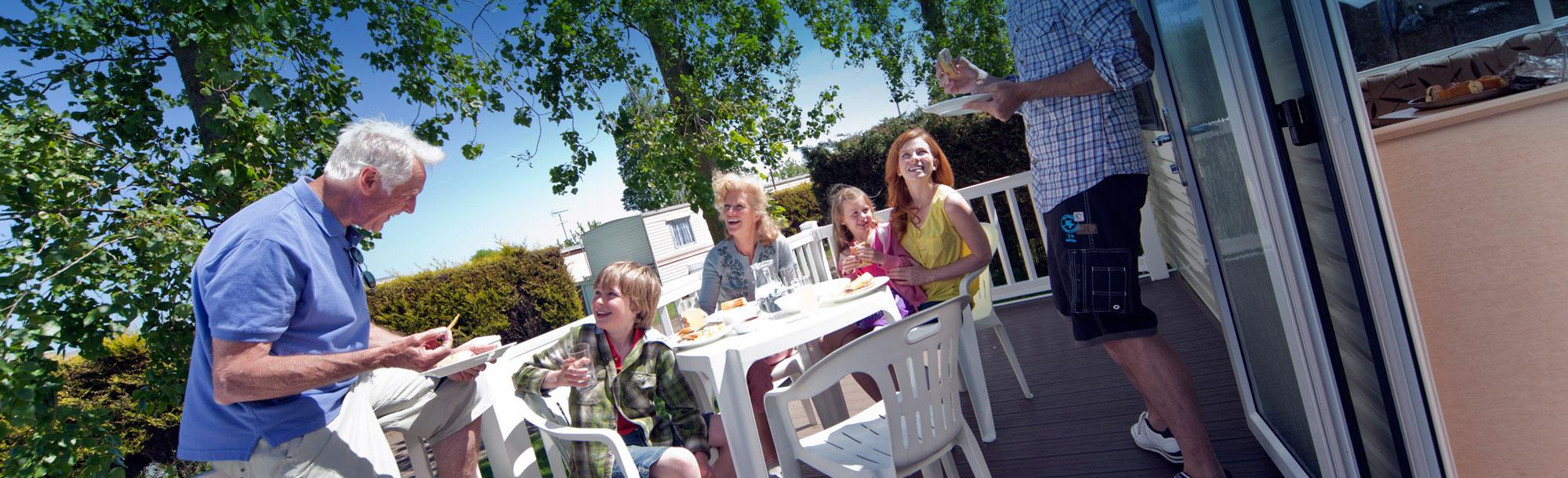 Caravan holidays Essex - Luxury family holidays