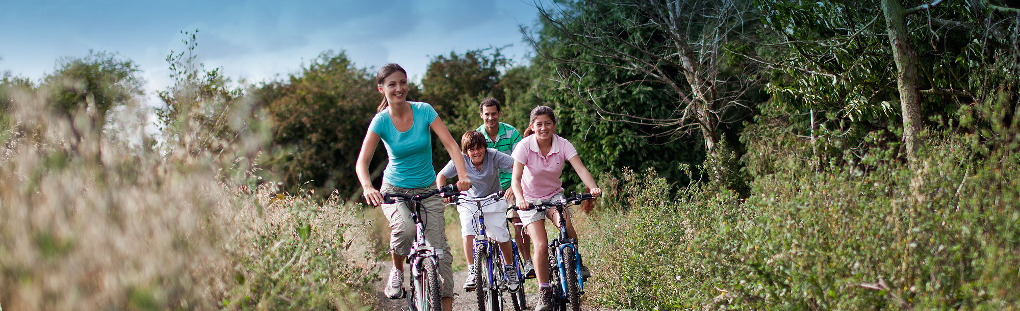 Holidays in Essex - Cycling holidays