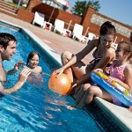 Essex holiday park with swimming pool