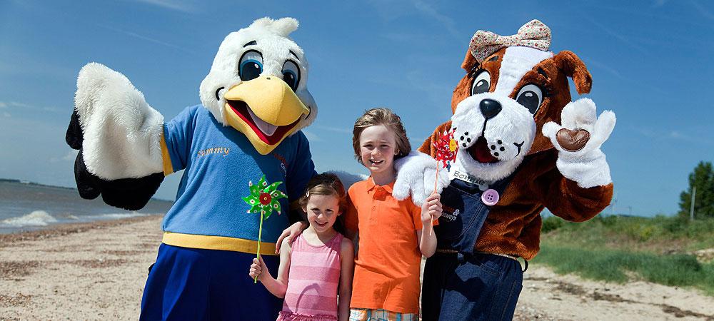 Sammy and Bonnie Holiday Park Kids Club
