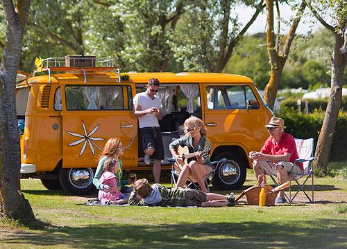 Summer season touring at Waldegraves