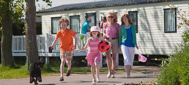 Caravan Holiday Offers, Essex