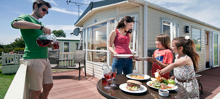 Waldegraves Holiday Park Offers