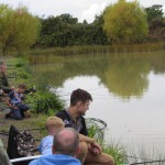 Fishing lakes at Waldegraves Holiday Park in Essex - guests photo 7
