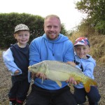Fishing lakes at Waldegraves Holiday Park in Essex - guests photo 6