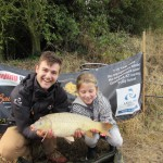 Fishing lakes at Waldegraves Holiday Park in Essex - guests photo 5