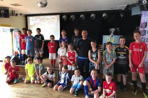 Football Fun Days on Mersea Island