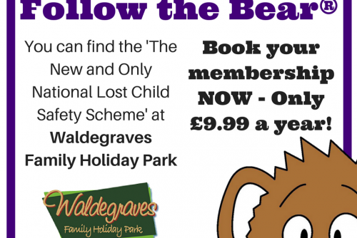 Follow the Bear safety scheme