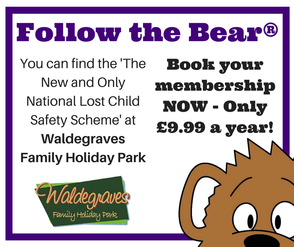 Follow the Bear safety scheme