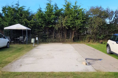 66 Beach View - Standard Pitch