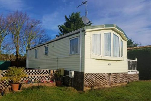2011 Willerby Leven 37' x 12' 2 Bedrooms with Decking