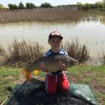Fishing lakes at Waldegraves Holiday Park in Essex - guests photo 12