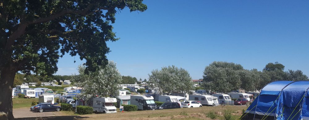 Touring Pitches in Essex