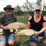 Fishing lakes at Waldegraves Holiday Park in Essex - guests photo 14