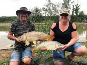 Waldegraves Fishing Lakes