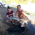 Fishing lakes at Waldegraves Holiday Park in Essex - guests photo 16
