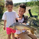 Fishing lakes at Waldegraves Holiday Park in Essex - guests photo 1