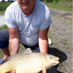 Fishing lakes at Waldegraves Holiday Park in Essex - guests photo 18