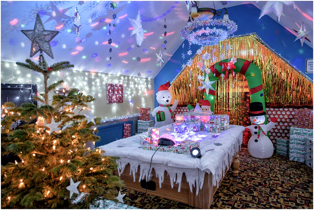 Waldegraves Santa's Grotto