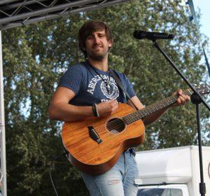 Adam Duffill – Vocalist