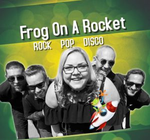 Frog On A Rocket – Band