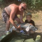 Fishing lakes at Waldegraves Holiday Park in Essex - guests photo 19